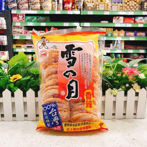 旺旺雪饼(香辣味)155g