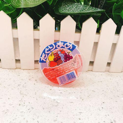 日本杂果味果冻40g