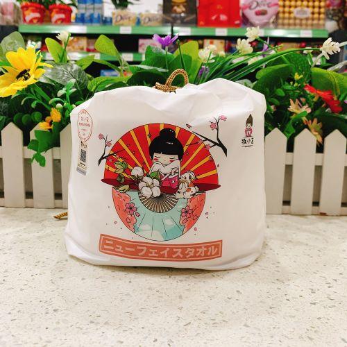 日本MsMr牧小占洗脸巾80枚