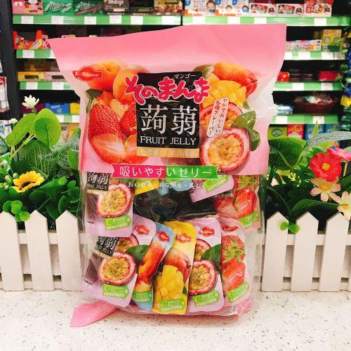 一莎杂锦水果味可吸�X�m600g