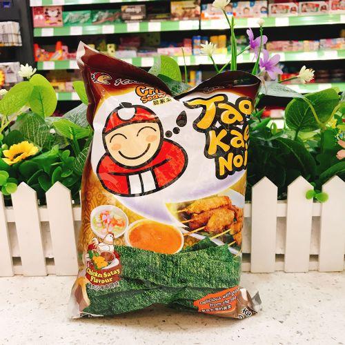 泰国老板仔脆紫菜(鸡肉沙爹风味)32g
