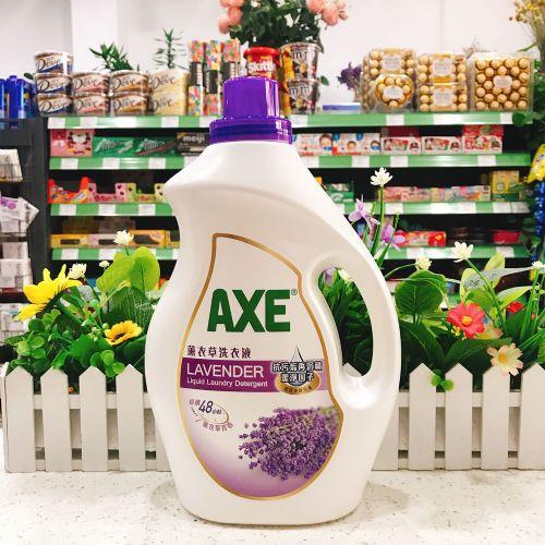 AXE斧头牌薰衣草洗衣液3kg
