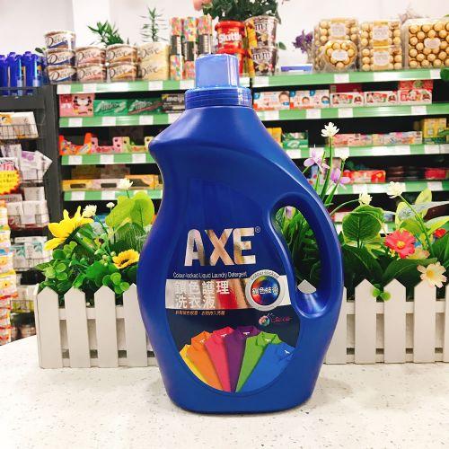 AXE斧头牌锁色护理洗衣液3kg