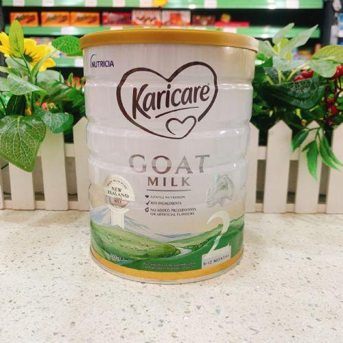 澳洲KARICARE可瑞康婴儿羊奶粉2段900g(2019年新版)