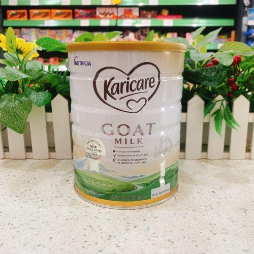 澳洲KARICARE可瑞康婴儿羊奶粉1段900g(2019年新版)
