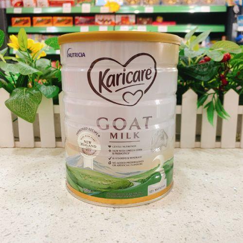 澳洲KARICARE可瑞康婴儿羊奶粉3段900g(2019年新版)