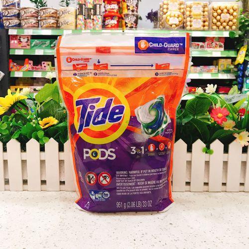美国汰渍Tide洗衣球951g