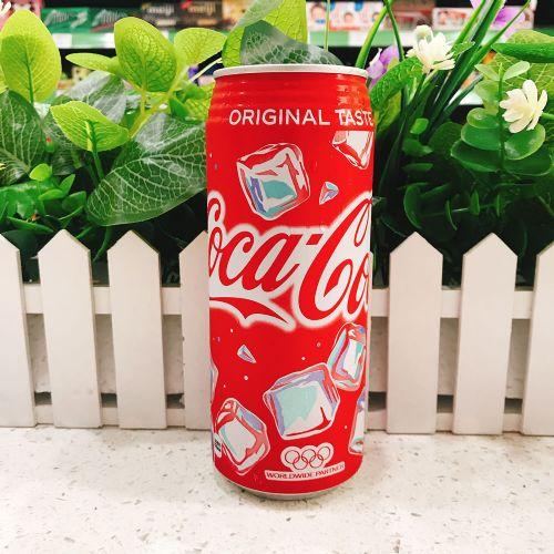 日本可口可乐(变色铝罐)500ml