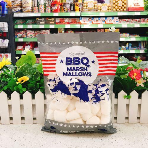 美国BBQ棉花糖(原味)265g