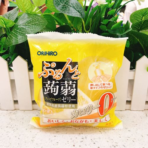 日本ORIHIRO�X�m(柠檬味)120g