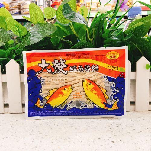 马来西亚大发鳕鱼香丝8g