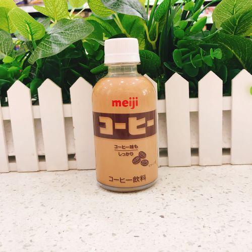 日本明治牛奶咖啡220ml