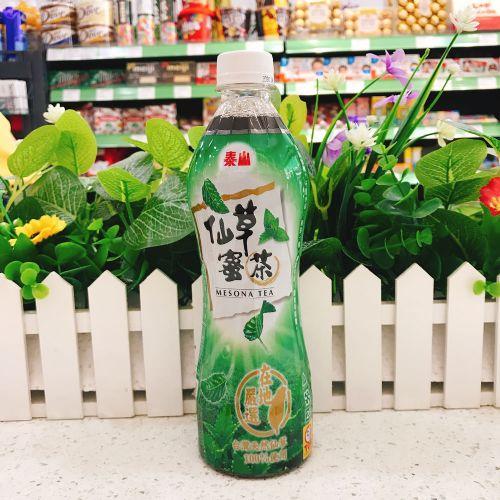 台湾泰山仙草蜜茶500ml