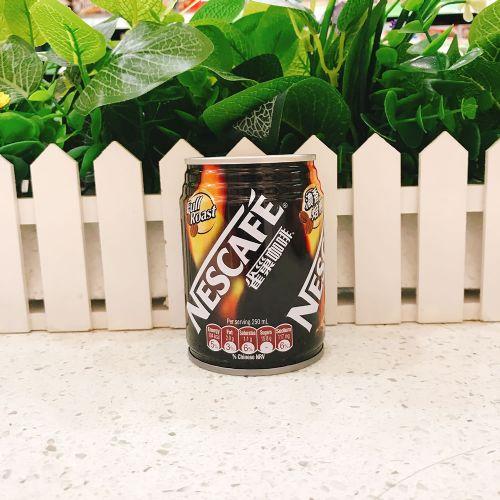 雀巢浓香焙煎咖啡250ml