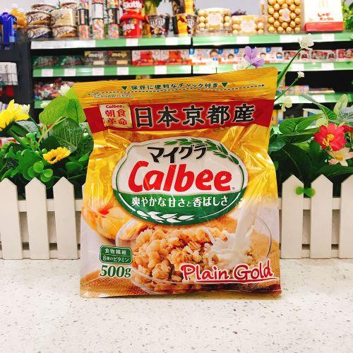 日本Calbee卡乐B混合麦片500g