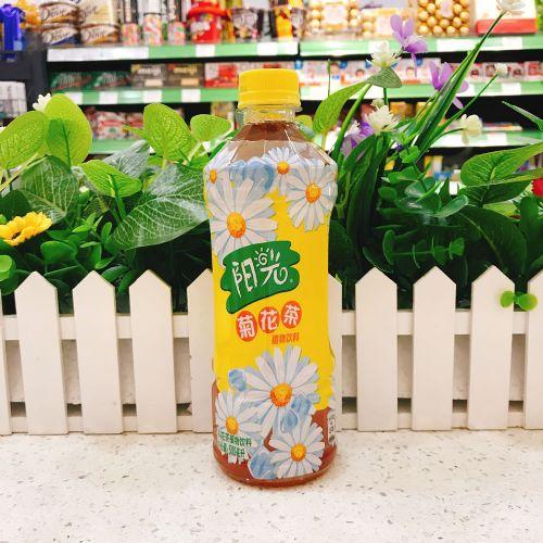 国产阳光菊花茶饮料(支装)500ml