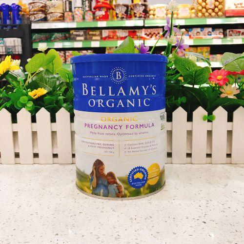 澳洲Bellamys贝拉米孕妇奶粉900g