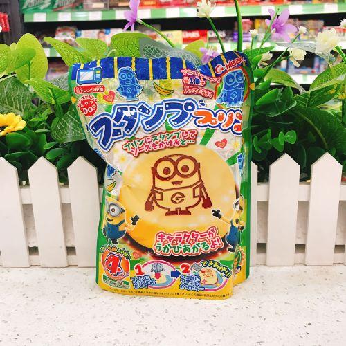 日本Heart自�uMinions香蕉味布甸13g(企袋)