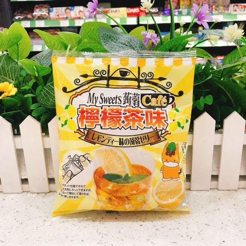 日本下仁田柠檬茶�X�m6个(袋装)