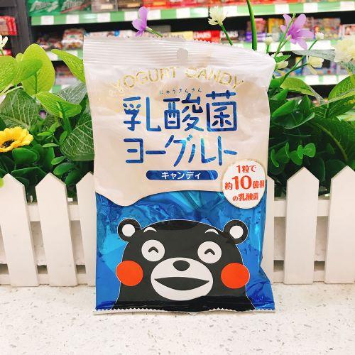 日本大仓熊本熊乳酸菌乳酪糖100g(袋装)