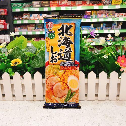 日本五木北海道咸味煮面172g