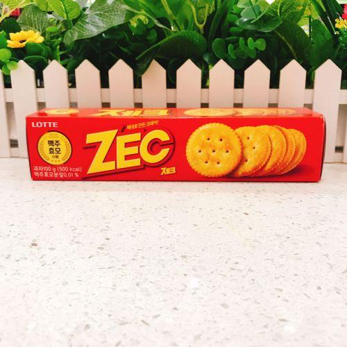 韩国乐天杰克ZEC饼干100g
