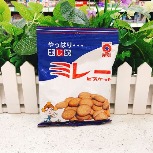 日本野村小圆饼70g(袋装)
