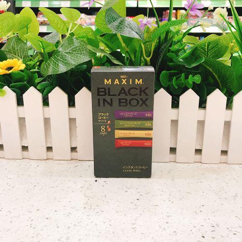 日本AGF MAXIM四款咖啡8本(盒装)