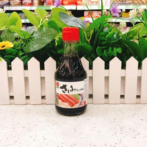 日本丸天刺身酱油200ml