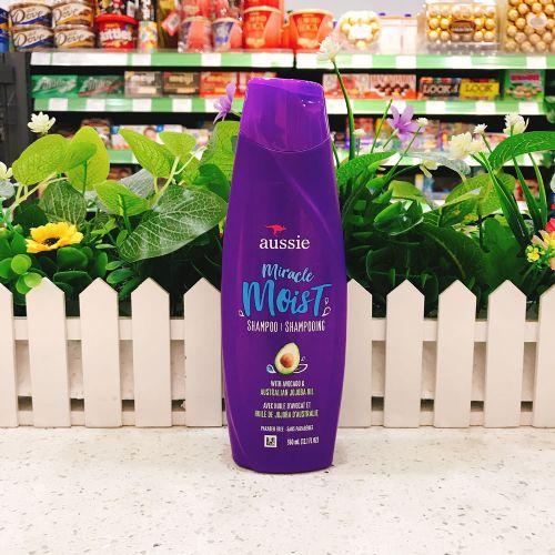美国袋鼠保湿洗发水360ml