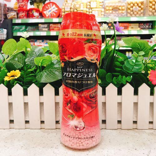 日本宝洁衣物柔顺剂颗粒(玫瑰花香)520ml