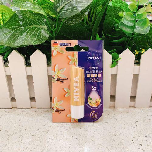 妮维雅精华润唇膏(棉润香草)4.8g