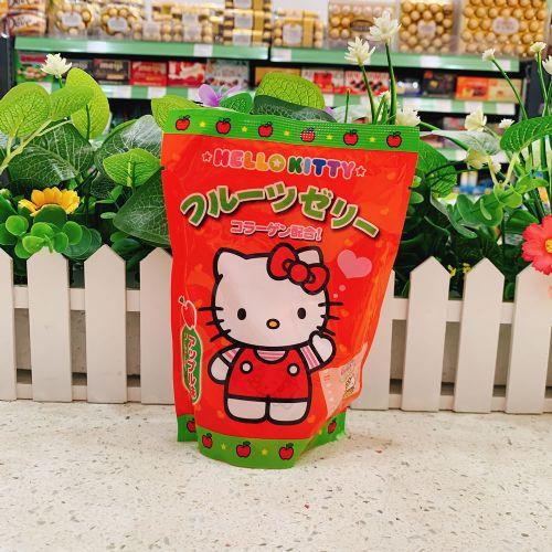 日本SANNIO HELLO KITTY�X�m(苹果味)130g