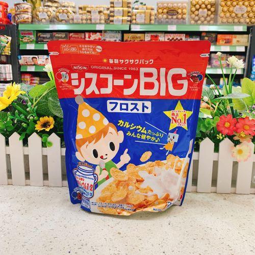 日本日清儿童麦片220g