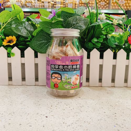 优之元素酸奶味奶棒糖120g