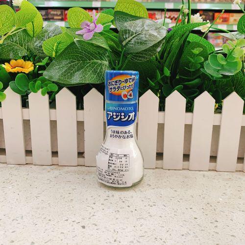 日本味之素薄盐110g(樽装)