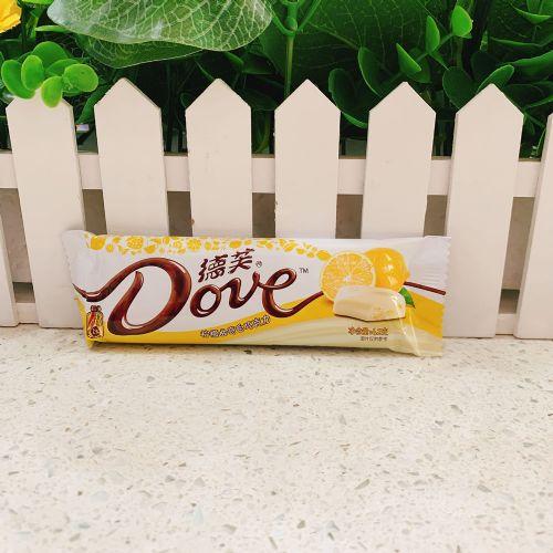 德芙柠檬曲奇白巧克力42g