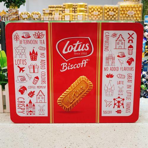 比利时和情缤咖时焦糖饼干(礼盒装)655g