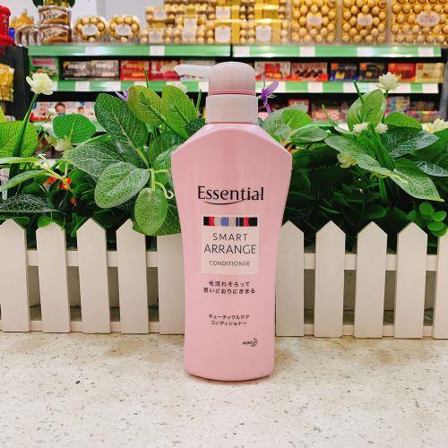 日本花王Essential护发素(适合经常电烫发质)480ml