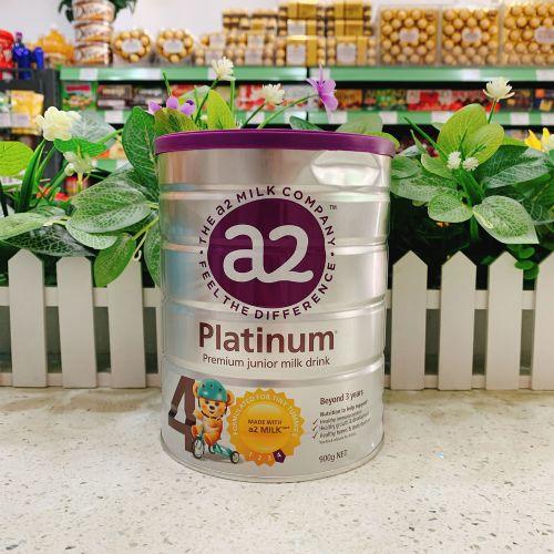 澳洲A2 Platinum铂金版高端婴儿牛奶粉4段