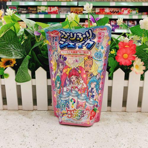 日本Heart自制光之美少女草莓味奶昔12g(企袋)