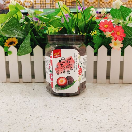 宝之果蜜汁杨梅330g