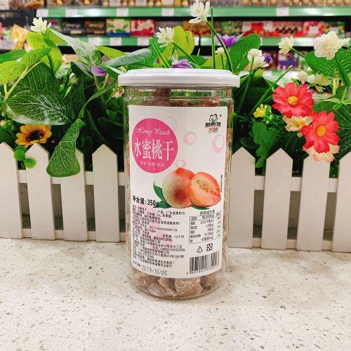 红果树水蜜桃干400g