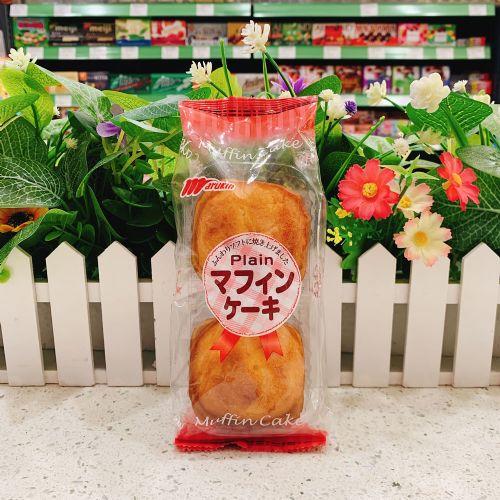 日本丸金松软蛋糕2个(袋装)
