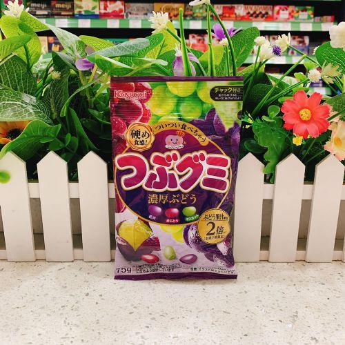 日本春日井三款提子腰豆糖75g(袋装)
