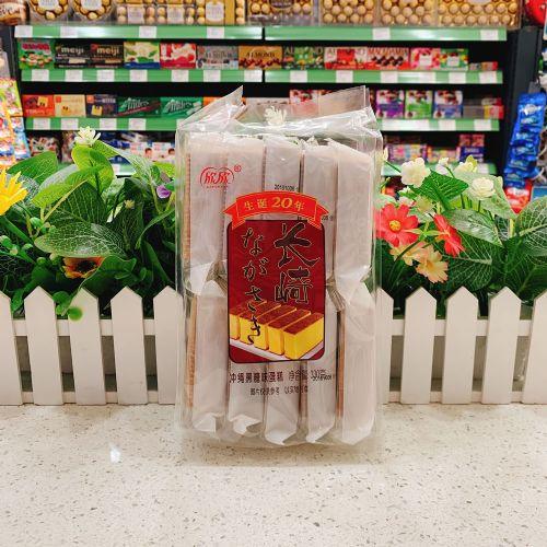 欣欣长崎蛋糕(冲绳黑糖味)330g