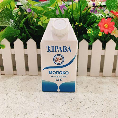 欧惠特纯牛奶(脂肪含量2.5%)500ml