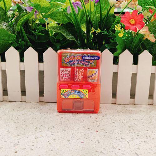 日本食玩自动售货机糖果12g