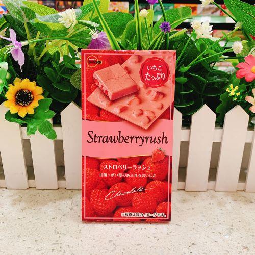 日本高邦社交爆红草莓脆脆巧克力55g(排装)