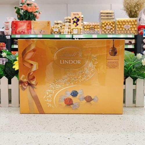 瑞士莲巧克力 软心多口味168g 礼盒